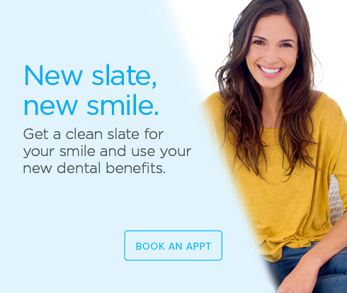 Folsom Hills Dentistry Dental Group - New Year, New Dental Benefits